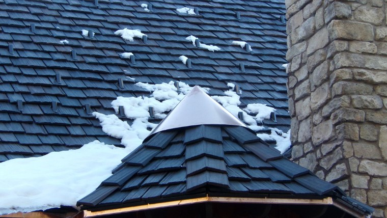 best roof for cold weather
